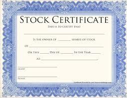 Shareholder Certificate Template 21 Share Stock Certificate Templates Psd Vector Eps Free