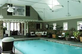 Enchanting Residential Indoor Swimming Pools Photo Decoration Inspiration  ...