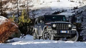 Jeep Wrangler Unlimited Rubicon 2019 4K ...