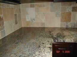limestone tiles kitchen: cute natural stone tile fetching natural stone tile kitchen backsplash cream color limestone kitchen backsplash hopscotch pattern backsplash cream color marble countertops brown wooden kitchen cabinets natural stone tile ba