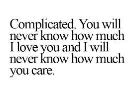 Love Is Complicated Quotes Cool Love Is Complicated Quotes Best Quotes Everydays