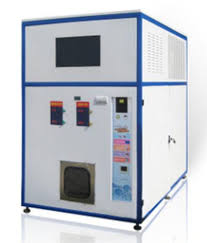 Bulk Ice Vending Machines Classy Outdoor Ice Cube Vending Machine For Bulk Ice Bag Ice Making Food
