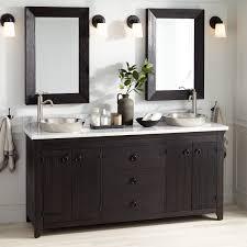 rustic double vanity. Delighful Vanity 72 Intended Rustic Double Vanity