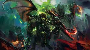 pit lord abyssal underlord dota 2 character wallpaper hd 1920x1080