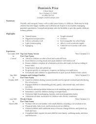 Job Winning Resume Examples Good Resume Examples Student Resume ...