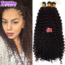 Afro Braid Hair Style 14 inch curly crochet hair bohemian freetress crochet braids water 8317 by wearticles.com