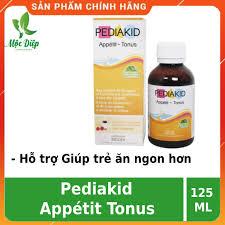 Viên uống ăn ngon ngủ ngon cho bé ❤️CHÍNH HÃNG? Pediakid Appéstit Tonus ❤️  giúp bé ăn ngon , tiêu hóa tốt, hấp thụ tốt