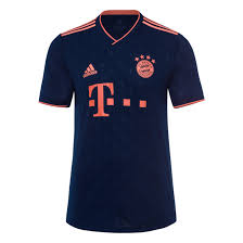 Fc Bayern Shirt Champions League 19 20
