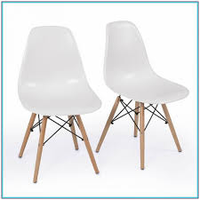 white plastic dining chairs with wooden legs home design 12