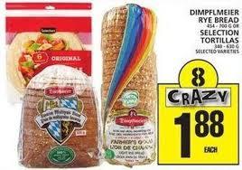 Dimpflmeier Organic 100 Sliced Rye On Sale Salewhaleca