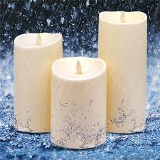 Outdoor Flameless Candles Extraordinary Luminara Outdoor Flameless Candle Plastic Finish Unscented Moving