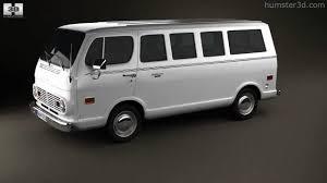Chevrolet Sport Van 1965 by 3D model store Humster3D.com - YouTube