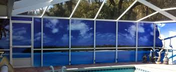 privacy screens for patio pool enclosures