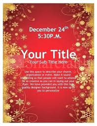 Microsoft Christmas Party Christmas Flyer Template Free Word Flyers Templates Free Word