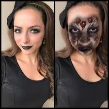 zombie faces makeup app