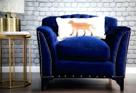 blue and white accent chair. Royal Blue Accent Chair Large Size Of Light Velvet And White S