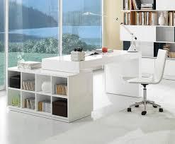 home office desk white.  Home Brilliant White Home Office Desk Modern Sidetracked Intended