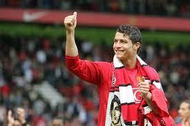 Cristiano ronaldo at man united: Stafhdhgmerdkm