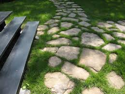 Small Picture Garden Path Materials Review Comparison and Ideas Home