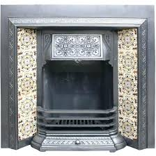 iron fireplace screens. Cast Iron Fireplace Reclaimed Victorian Insert For Sale Vintage Screen . Screens