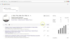 How To Configure Google Scholar For Scientific Papers And Citations