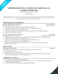 Objective Statement For Administrative Assistant Resume How To Write A Resume For Administrative Assistant Position
