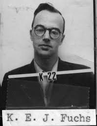 Image result for photo klaus fuchs