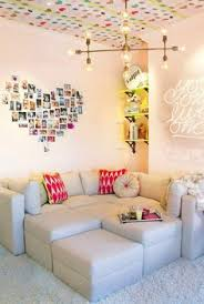 lounge furniture for teens. wonderful teens really comfy couch polka dot ceiling and heart photo collage in the  background i want all of those things they look so awesome intended lounge furniture for teens