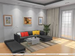 interior exterior plan simple uncluttered living room design dma