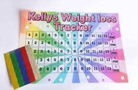 Details About Weight Loss Chart A4 Slimming Dieting 1 10 Stone Tracker Laminated Sticker Ww Sw