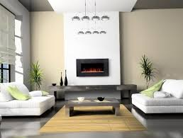 Electric Fireplace Design