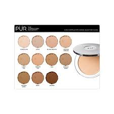 pur 4 in 1 pressed mineral foundation porcelain