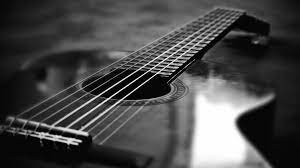 Black-And-White-Guitar-HD-Wallpapers ...