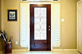 front door coverings front door shades window treatments entry door side window shades entry door cover ideas