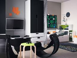 best ikea teenage room designs for stunning interior ideas lounge chair and side table with