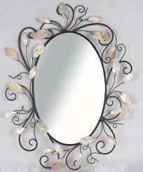 Small Picture Decoration Cool Arched Mirror Design Ideas With Rustic Traditional