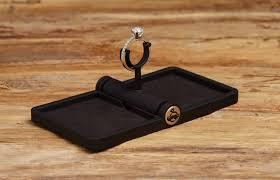 ring stash slim engagement ring box