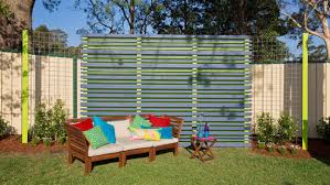 ... Garden Design with How to make a privacy screen Yahoo New Zealand with  What Colors Go