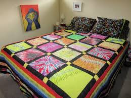 BLD in MT : Living a Simple Life in This Interconnected World: My ... & My First and Only Venutre in Quilt Making - and a Bonus Tie-Dye Quilt.