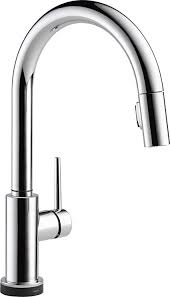Touch kitchen faucets Nepinetwork Delta Faucet Trinsic Singlehandle Touch Kitchen Sink Faucet With Pull Down Sprayer Touch2o Amazoncom Delta Faucet Trinsic Singlehandle Touch Kitchen Sink Faucet With