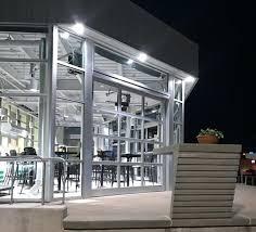 inspiring aluminum garage doors vs steel
