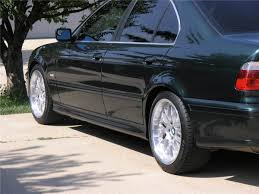 BMW E39 VERY RARE BBS Style 5 & Style 42 18