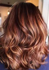 72 Stunning Fall Hair Color Ideas