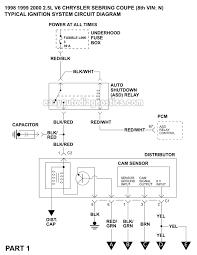 wiring diagram 2000 chrysler cirrus wiring diagram mega