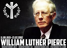 Resultado de imagen de Dr. William Luther Pierce III