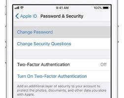 Forgot Icloud Password How To Change Reset Icloud Password