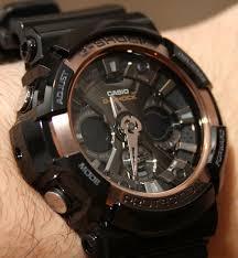 casio g shock ga200rg watch review ablogtowatch casio g shock ga200rg watch review hands on