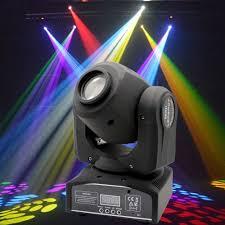 Rgbw 10w Led Moving Head Spot Light Stage Lighting Dmx 512 7