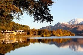 Colquhoun's Dinner Menu - Lodge on Loch <b>Lomond</b>