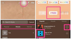 Sekian cara untuk mengirim video di whatsapp yang berdurasi panjang atau video lebih dari 16mb. Cara Membuat Story Di Instagram Dengan Musik Bisa Buat Video Musik Singkat Yang Menarik Tribun Wow